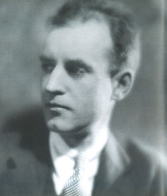 Portrait of Robert W. Pilot (1898-1967)