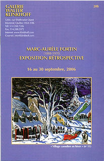 Marc-Aurèle Fortin (1888-1970)