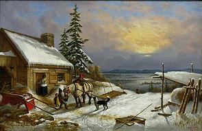 Cornelius Krieghoff (1815-1872)