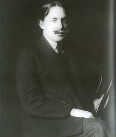 Portrait of Clarence Gagnon