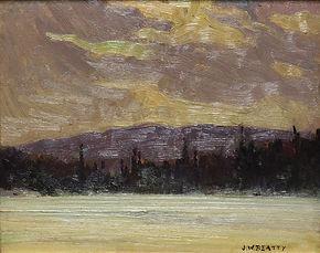 J.W. Beatty, R.C.A., O.S.A. (1869-1941)