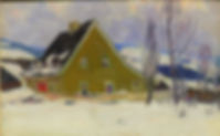 Galerie Eric Klinkhoff - Expert in Canadian art specializing in the purchase, sale, and appraisal of artwork by Clarence Gagnon and other important Canadian artists.