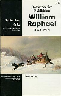 William Raphael (1833-1914)