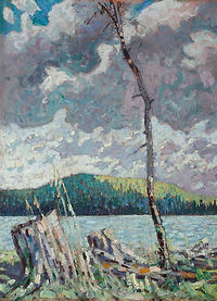 Galerie Eric Klinkhoff - Canadian art expert specializing in the purchase, sale, and appraisal of artwork by Arthur Lismer.
