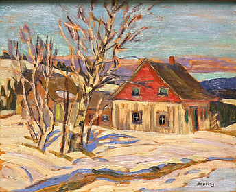 Galerie Eric Klinkhoff - Expert in Canadian art specializing in the purchase  sale of artwork by Frederick Banting and other important Canadian artists.
