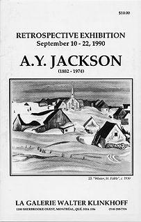 A.Y. Jackson (1882-1974)