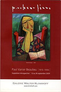 Paul Vanier Beaulieu (1910-1996)