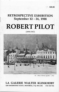 Robert Pilot (1898-1967)