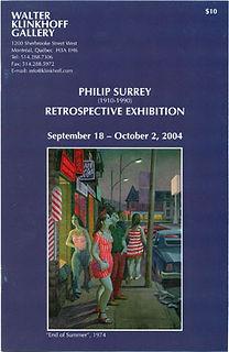 Philip Surrey (1910-1990)