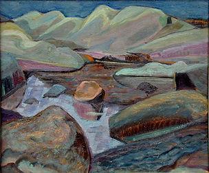 Anne Savage, A.R.C.A. (1896-1971)