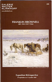 Franklin Brownell (1857-1946)