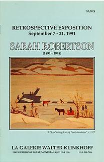Sarah Robertson (1891-1948)