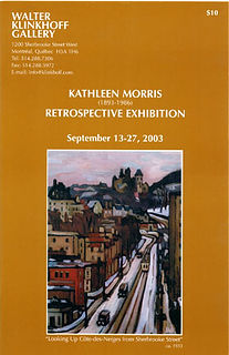 Kathleen Morris (1893-1986)