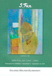 John Fox (1927-2008)