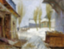 Galerie Eric Klinkhoff - Expert in Canadian art specializing in the purchase  sale of artwork by Franklin Arbuckle and other important Canadian artists.