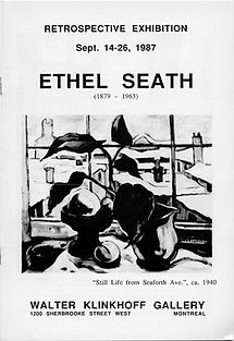 Ethel Seath (1879-1963)