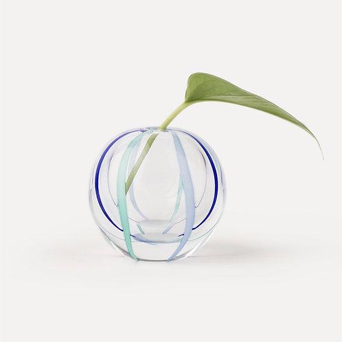Aya Temari Handmade Glass Vase