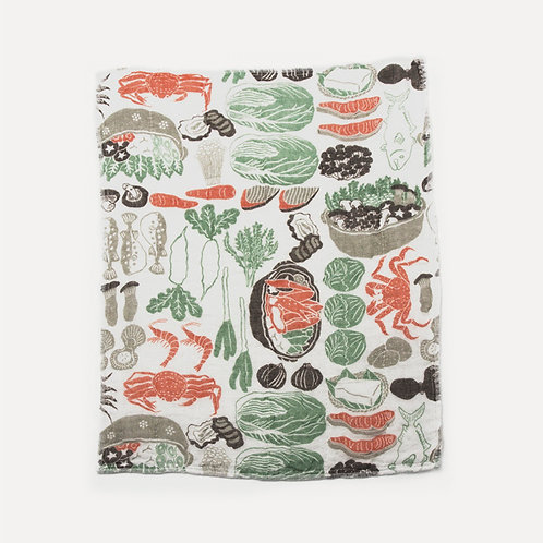 nakagawa masashichi kitchen towel