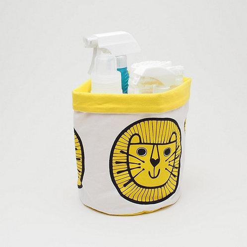 make int jane foster animal storage bag lion (yellow lion)