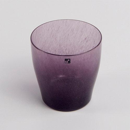 fresco solito glass-cup-purple seires