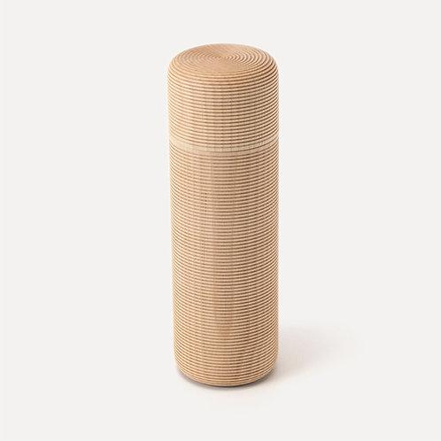 Gato Mikio Shoten - Karmi Handmade Tea Canisters - Moto-Soji (Large)