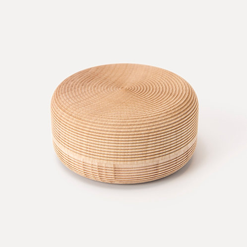 copy of Gato Mikio Shoten - Karmi Handmade Tea Canisters - So-Soji (Small)