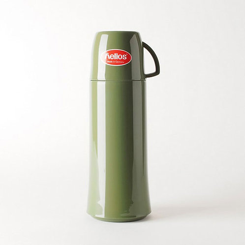 Helios Water Flask - 750ml Olive Green