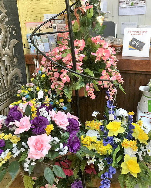 Memoral Day Arrangements