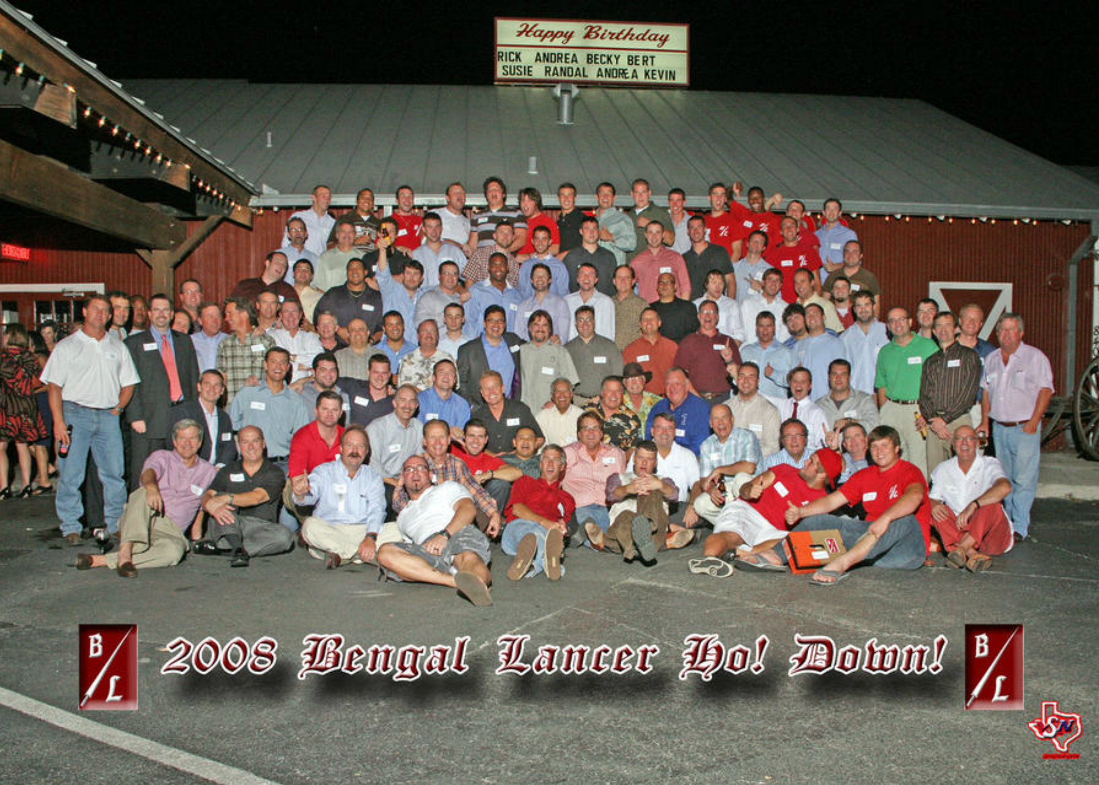 2008 BL Alumni Party