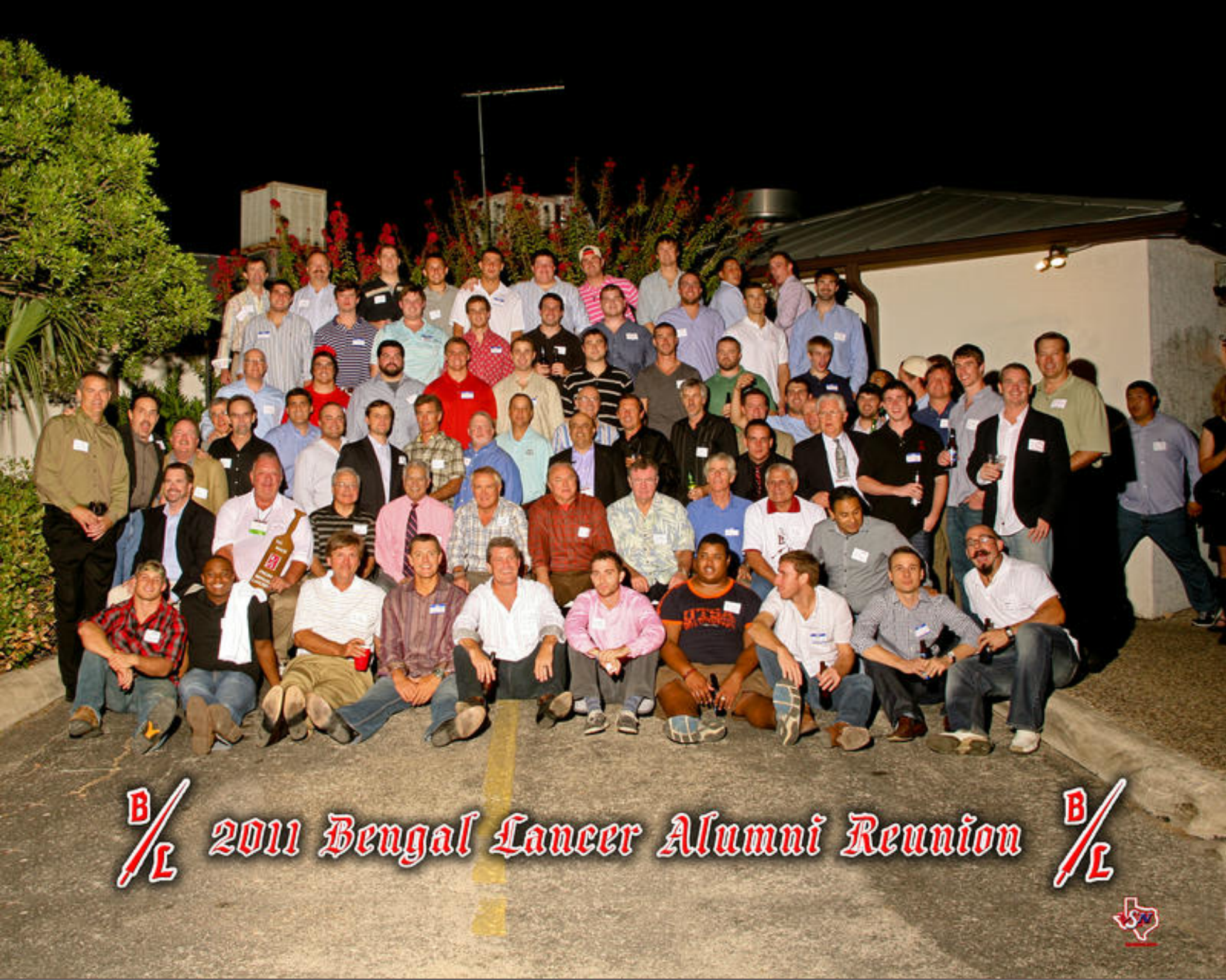 2011 BL Alumni Party