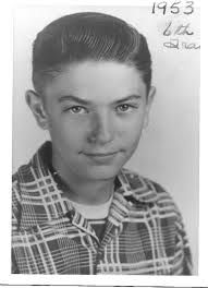Dick Rogers in 6th Grade