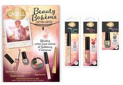 Packaging & affiche | Labell makeup