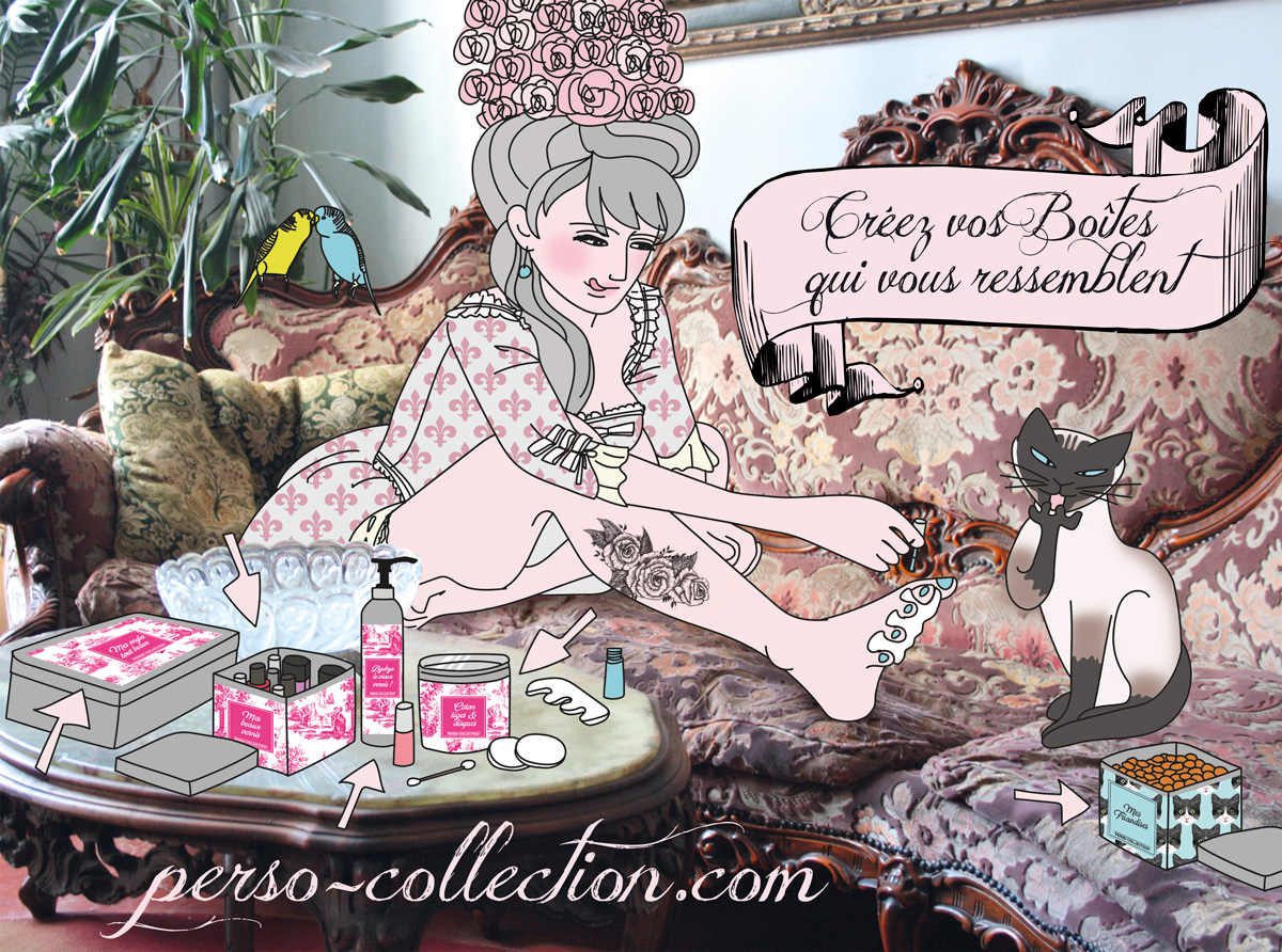 Perso Collection | Post