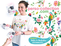 Perso Collection | Tee shirt