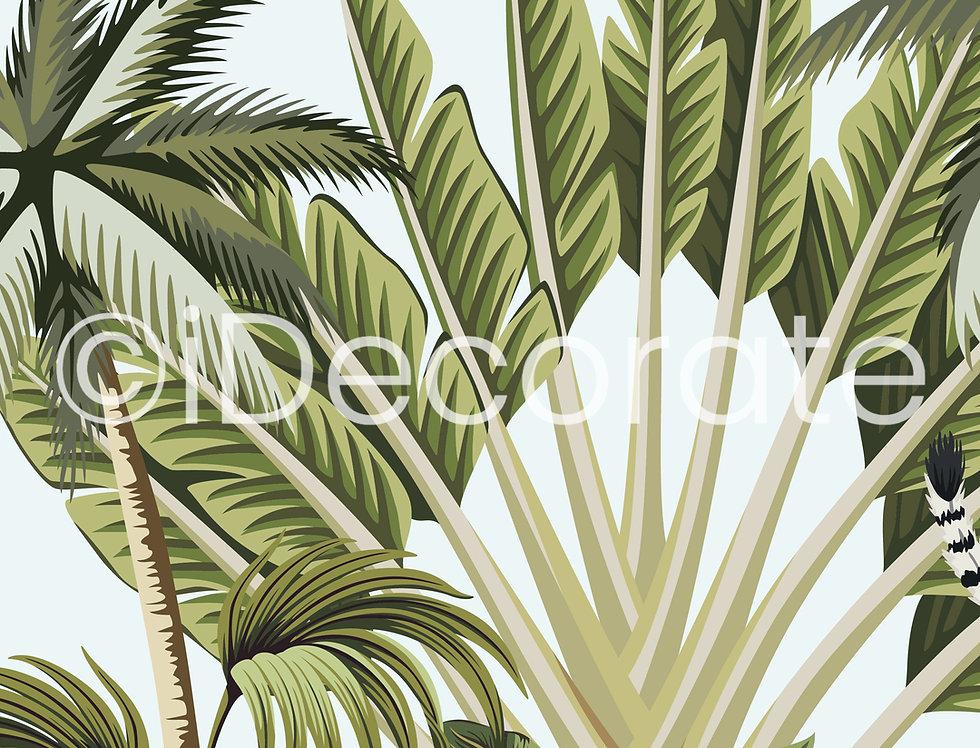 Tropical Exotic Wallpaper