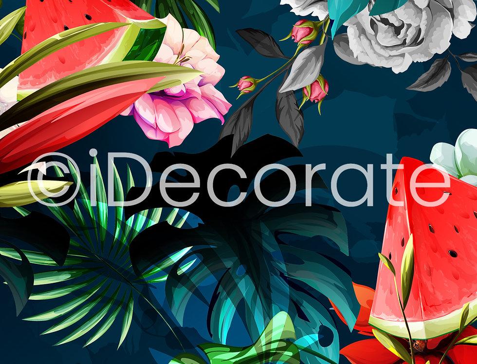 Seamless Tropical Wallpaper