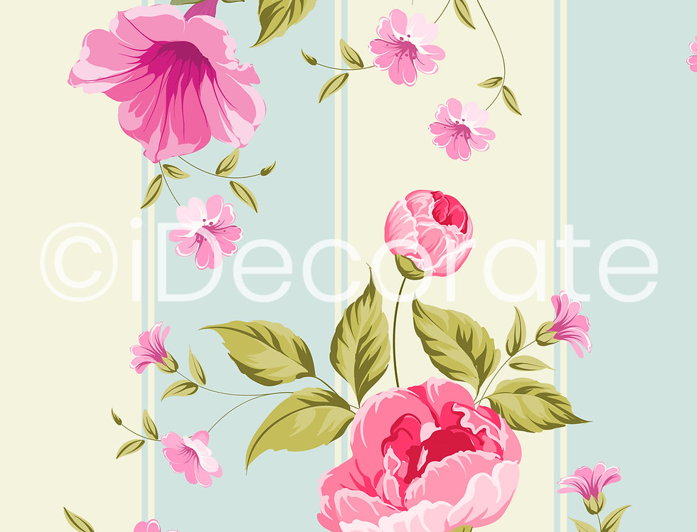 Luxuriously Peony Wallpaper