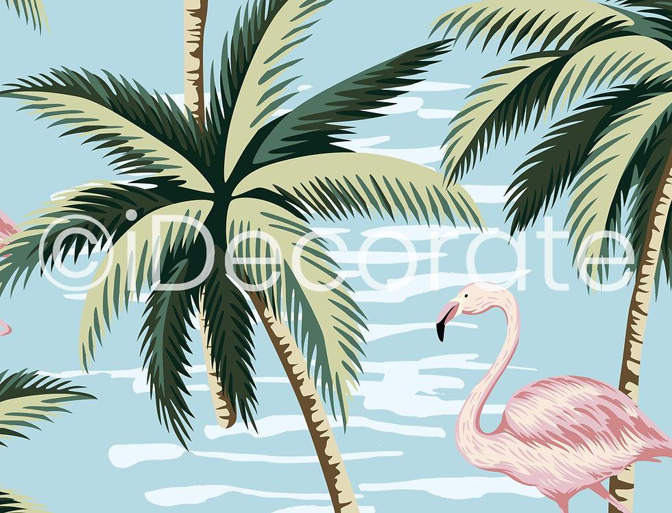 Exotic Jungle Wallpaper