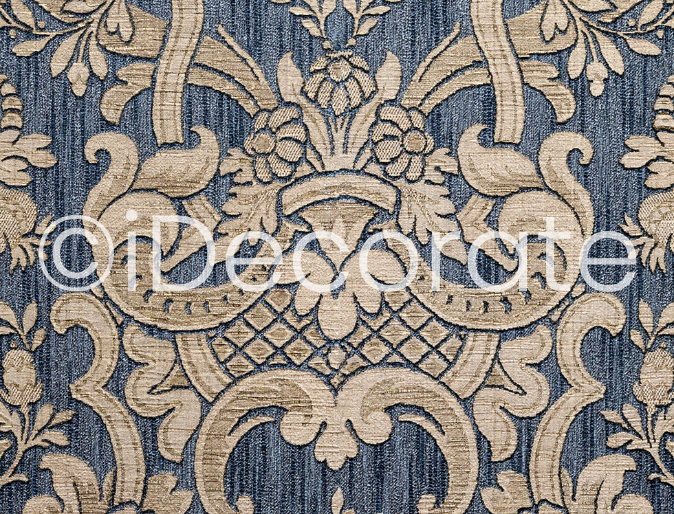 Elegant Damask Wallpaper