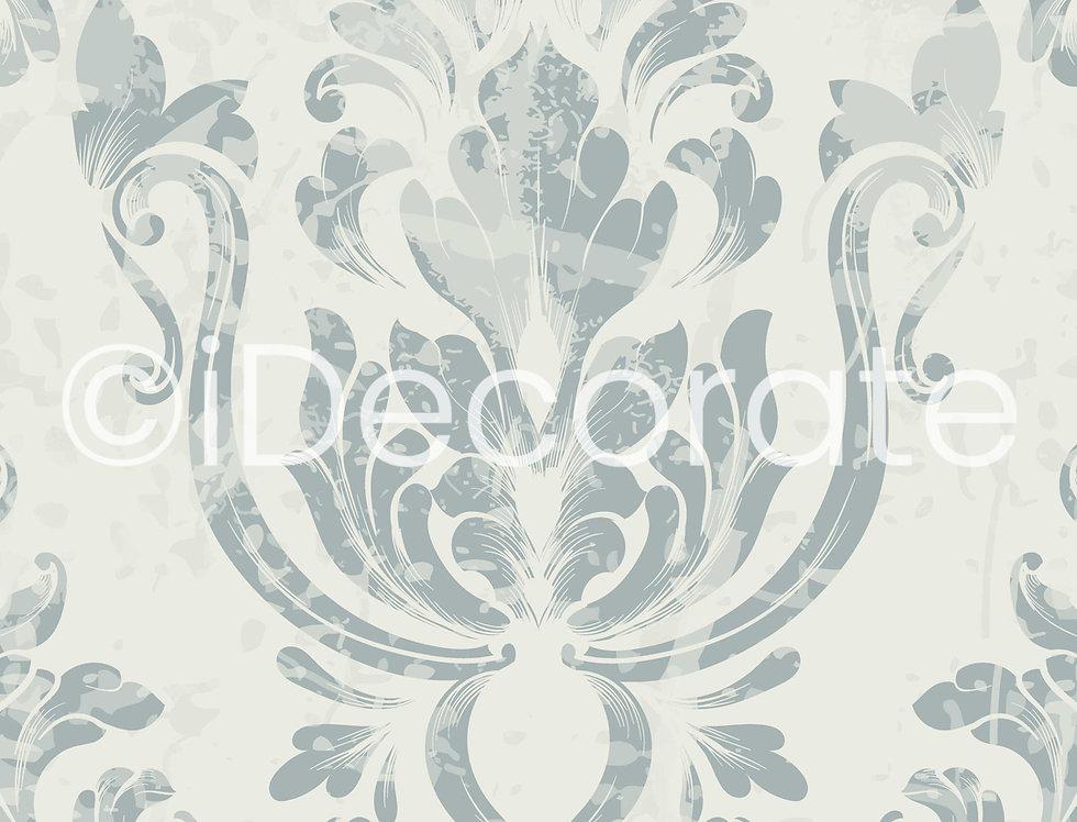 Imperial Rococo Wallpaper