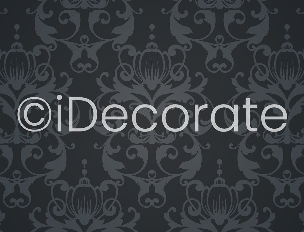 Ornamental Damask Wallpaper