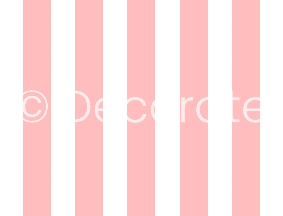 Pink Striped Wallpaper
