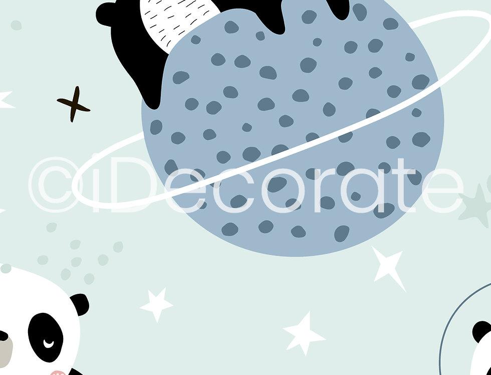 Sleeping Pandas Wallpaper