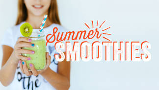 Nature Nate's - Summer Smoothies graphic