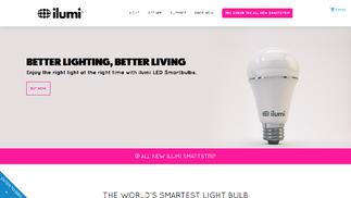 ilumi - Shopify Website Project Management & Design