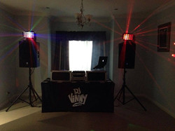 House Party Set Up