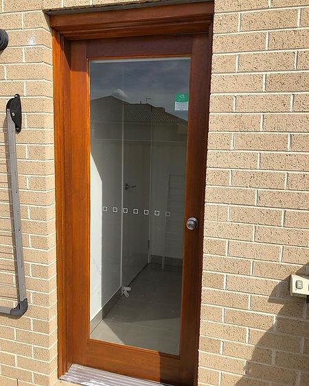 Door staining.jpg