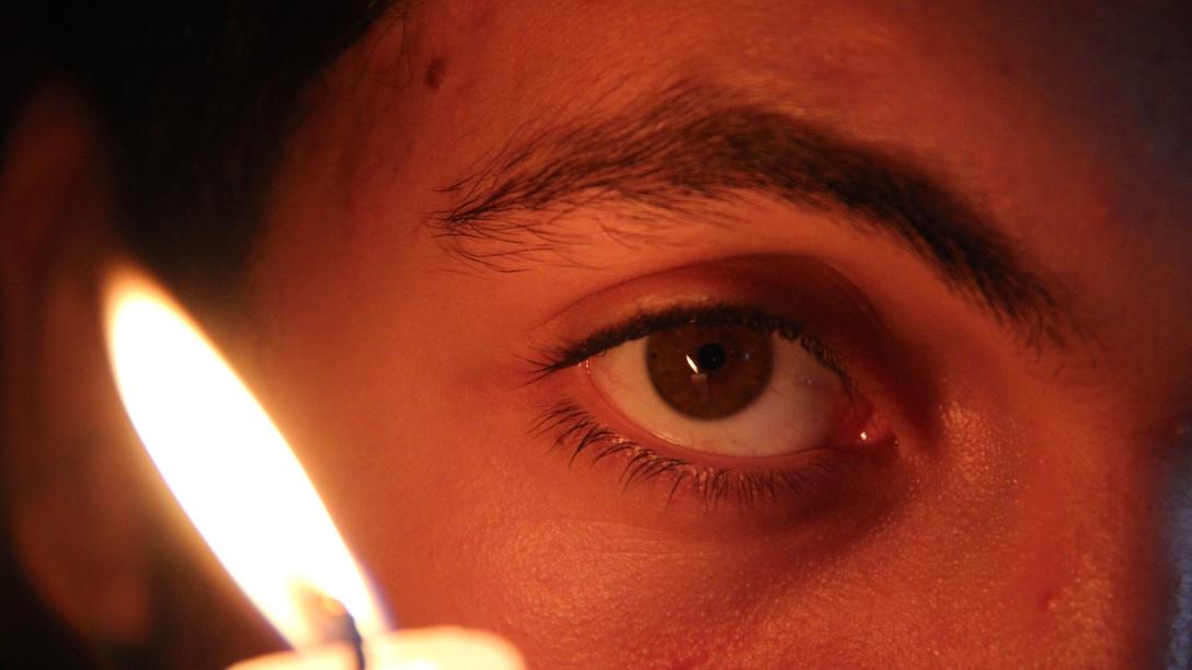 Eye On Fire