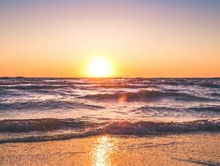 A New dawn rising.