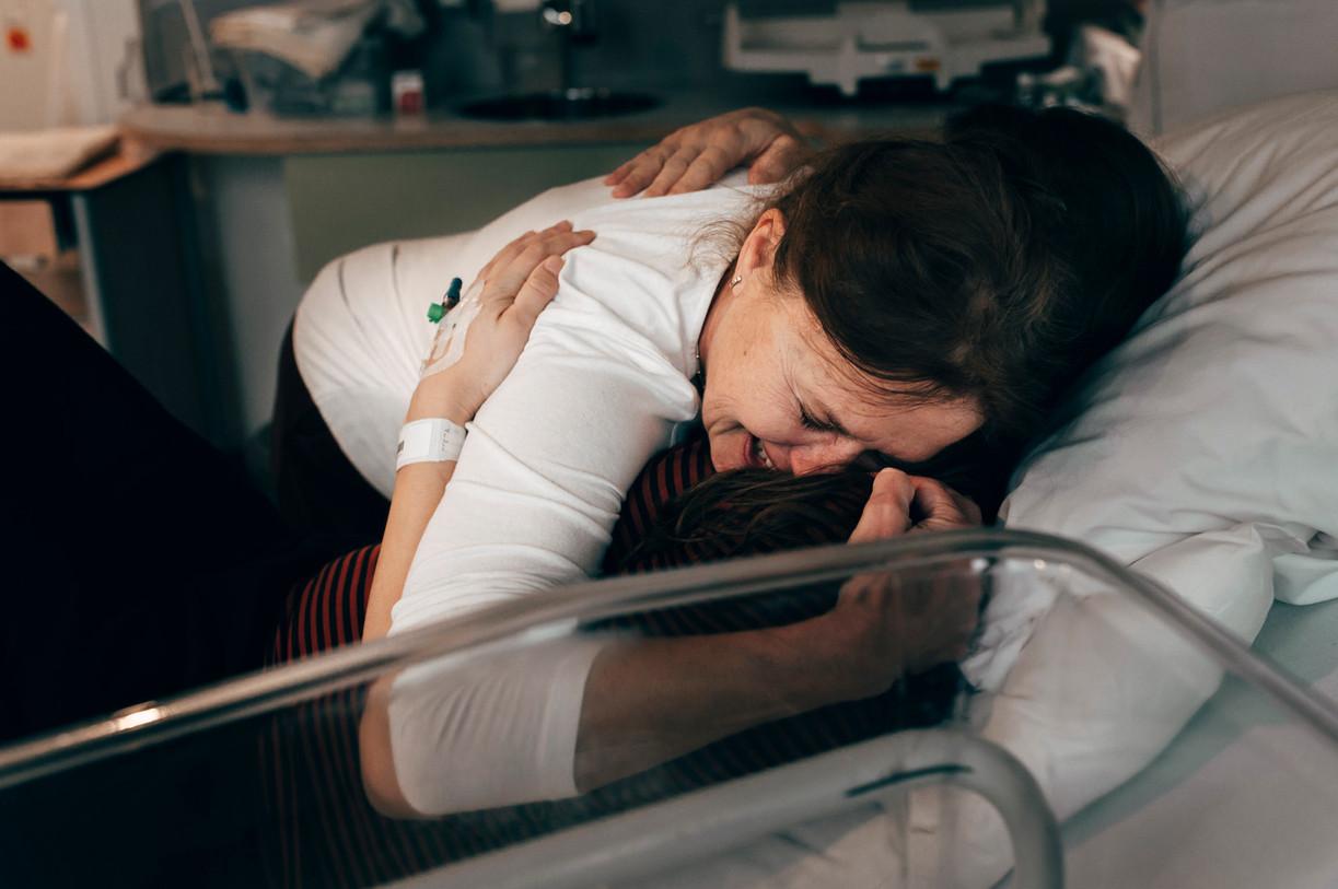 Bevalling fotograaf Weert